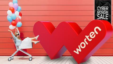 mejores ofertas descuentos Worten Cyber Monday