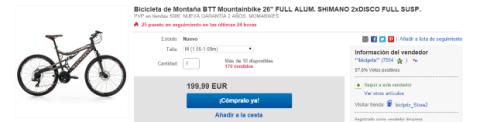 Mejores ofertas cyber monday ebay