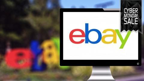 Las mejores ofertas del Cyber Monday en eBay: móviles, ordenadores, televisores, tablets, consolas y videojuegos