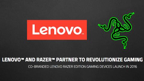 Lenovo y Razer se unen para satisfacer a los gamers exigentes