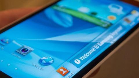Patente revela que Samsung apuesta por el smartphone flexible