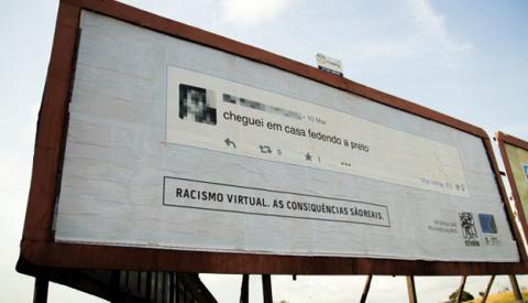 Campaña contra el racismo