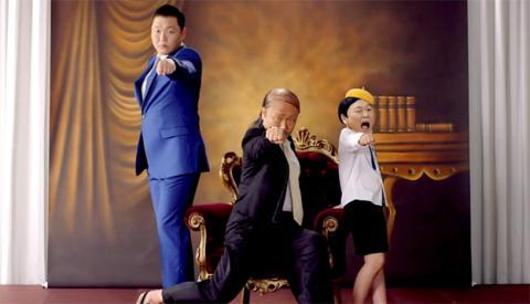 Daddy de Gangnam Style