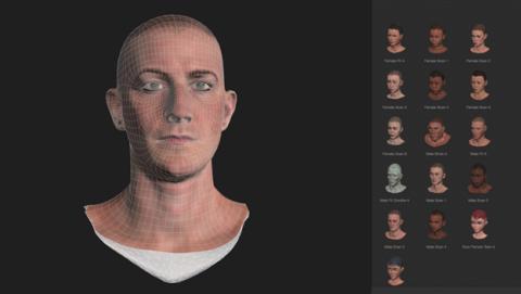 Adobe debuta en el modelado 3D con Fuse CC