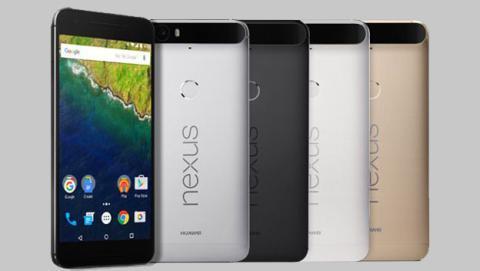 Nexus 6P venta España