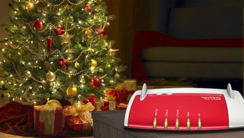 La iluminación navideña puede llegar a ralentizar tu WiFi