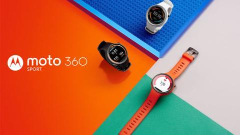 Moto 360 Sport características disponibilidad precios