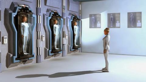 Una fábrica china podrá clonar seres humanos muy pronto