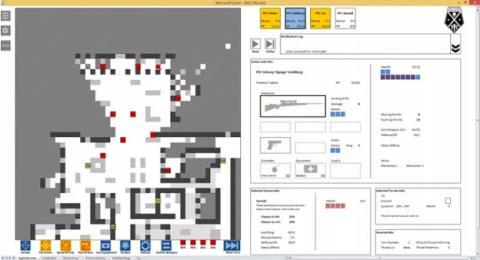 EXLCOM, juego desarrollado por Crruzi.