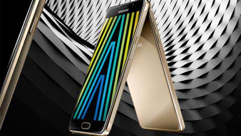 Samsung presenta los nuevos Galaxy A3, Galaxy A5 y Galaxy A7