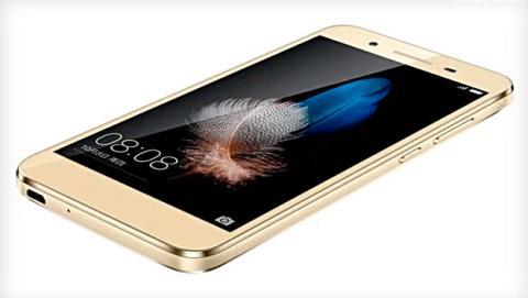 Huawei Enjoy 5S, el nuevo smartphone metálico ya es oficial