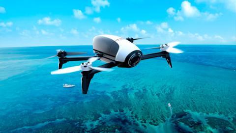 Parrot Bebop 2, el dron con 25 minutos de autonomía de vuelo