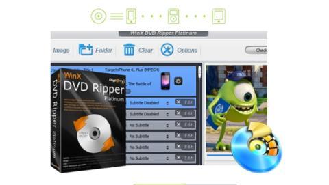WinX DVD Ripper Platinum Navidad 2015