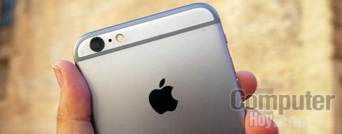Camara iPhone 6S Plus