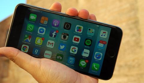iPhone 6S Plus rendimiento