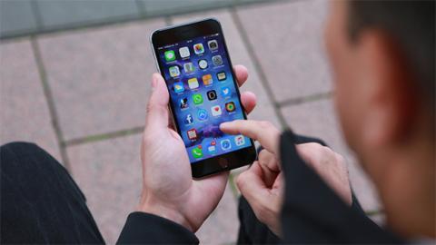 Diseño iPhone 6S Plus