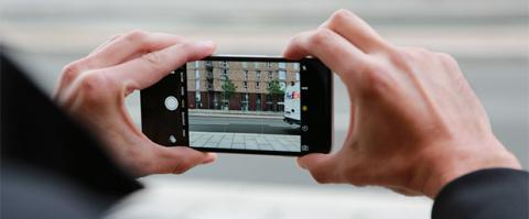 Camara fotos iPhone 6S Plus