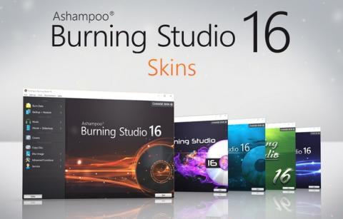 Ashampoo Burning Studio 16, graba DVDs, BDs y CDs de forma sencilla