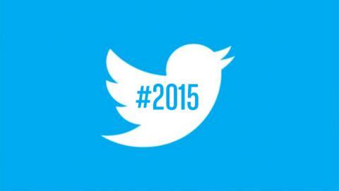 momentos populares Twitter 2015