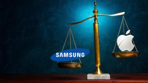 Samsung pagará 548 millones dólares Apple patentes