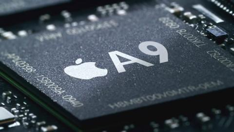 procesador a9 apple