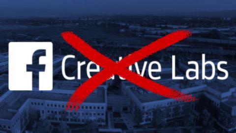 Creative Labs de Facebook llega a su fin