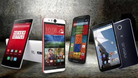 7 razones por las que un móvil Android es mejor que un iPhone