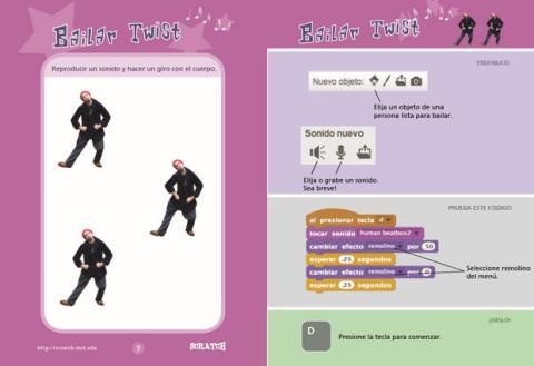Scratch, programación sencilla y gratis para niños y mayores