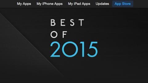 Apple revela lo mejor del 2015
