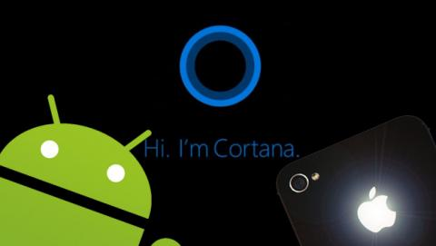 Cortana asistente de Microsoft disponible en iOS Android