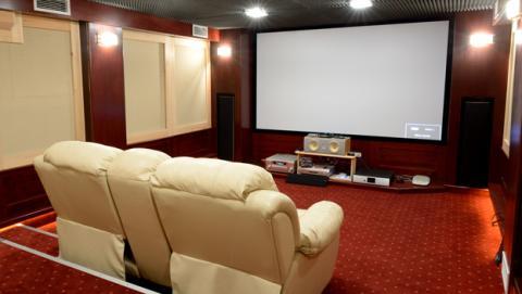 Proyectores para montar un cine en casa.