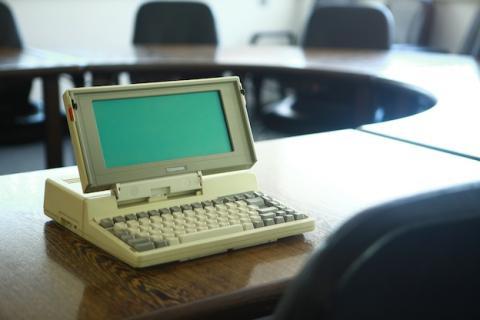 Toshiba T1100, el primer ordenador portátil cumple 30 años