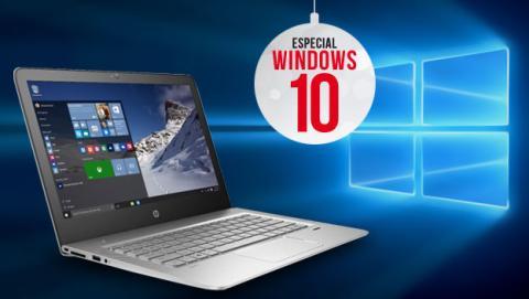 Los mejores portátiles con Windows 10