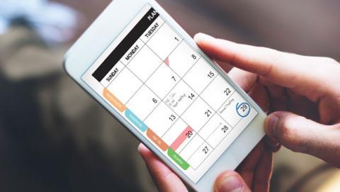 8 aplicaciones de agenda para organizarte tu día a día