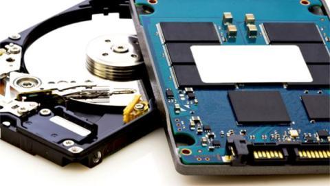 Los discos SSD son muy diferentes a los discos duros magnéticos