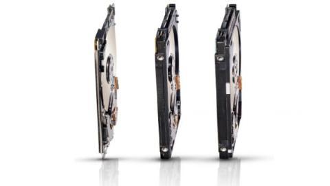 Los discos pueden tener el mismo tamaño pero diferentes grosores.