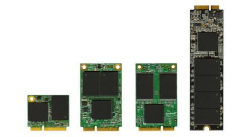 El formato M.2 mantiene el conector, pero puede cambiar el tamaño
