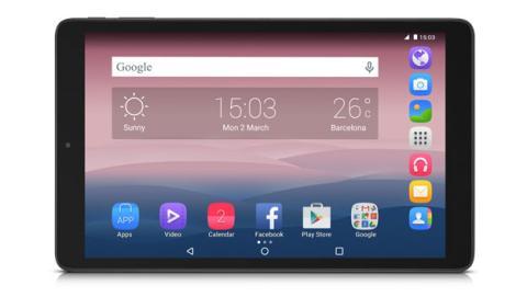 Nueva tablet de Alcatel OneTouch Pixi 3