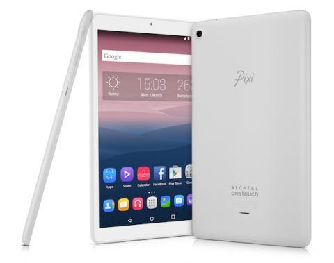 Alcatel OneTouch Pixi 3, tablet de 10 pulgadas