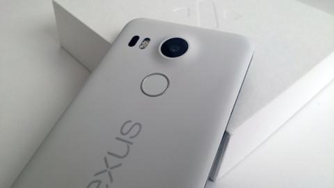 Fotografías del Nexus 5X
