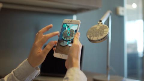 App del MIT para conectar objetos inteligentes
