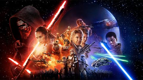 Test Star Wars online, Spotify Star Wars, musica Star Wars