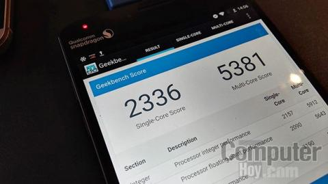 Geekbench 3 Snapdragon 820