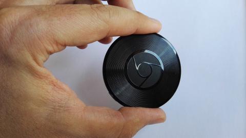 Detalles del nuevo Chromecast Audio de Google