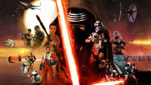 Cómo prepararse para Star Wars VII: El Despertar de la Fuerza