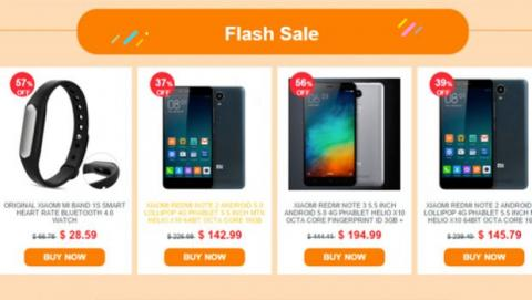 El Xiaomi Redmi Note 3 tiene un 56% de descuento en Everbuying