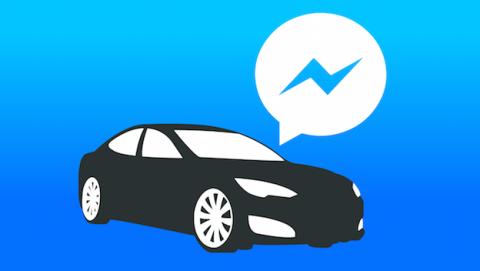 Ahora puedes pedir Uber desde Facebook Messenger