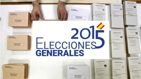 Cómo seguir los resultados de las Elecciones Generales 2015