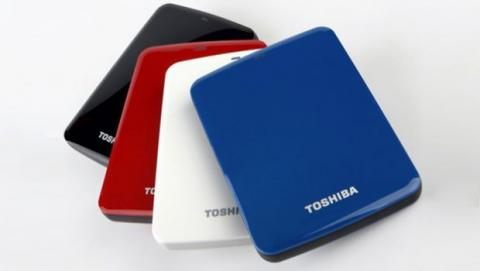 Los discos duros portátiles suelen ser de 1,8 o de 2,5 pulgadas
