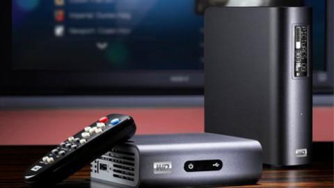 Los discos duros multimedia cuentan con un mayor número de conexiones de audio y vídeo